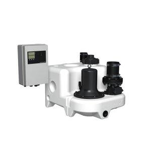 Канализационная насосная установка Grundfos MULTILIFT M.15.3.4 (10м)