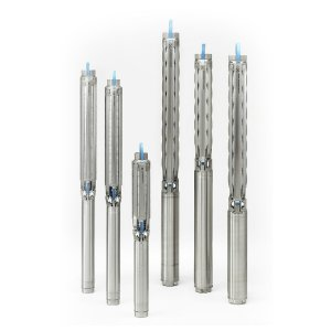 Скважинный насос Grundfos SP 9-44 3×400В NEW!