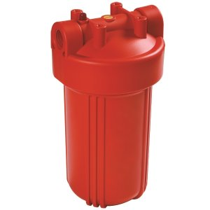 Магистральный фильтр для горячей воды Raifil PS907-BK1-PR