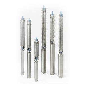 Скважинный насос Grundfos SP 5A-6 3×400В