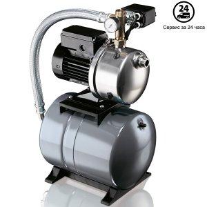 Самовсасывающая насосная установка Grundfos JPB 6 бак 24 литра