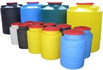 Баки для воды серия ЦВ 250-10 000 литров