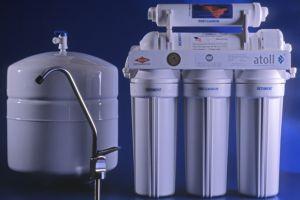 Обратный осмос - очистка воды