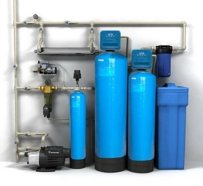 фильтры для очистки воды от извести